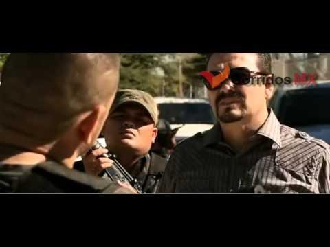 El Pistolero (El Komander) La Pelicula - Trailer Oficial - 2012