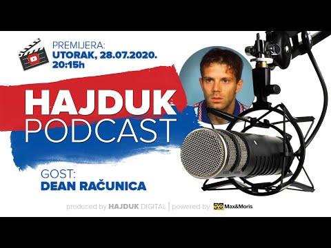 Hajduk Podcast #5 I Gost: Dean Računica