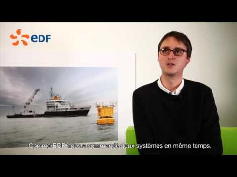 EDF: FLiDAR Technology and Collaborating with AXYS