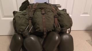 Vietnam 173rd AB hill 875 rucksack (ruck inspiration series)