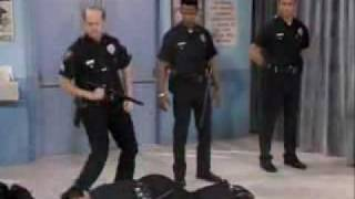 Jim Carrey - In Living Color - Police Academy