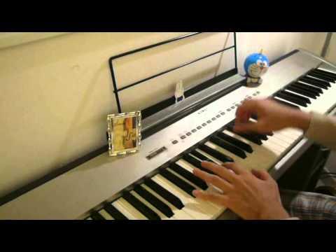 學生歌 (By 許冠傑) - Piano