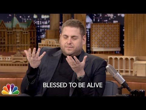Emotional Interview with Jonah Hill