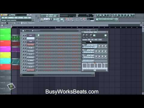 Trap Beats in FL Studio 11 (Beginners Guide) Musica Movil | MusicaMoviles.com