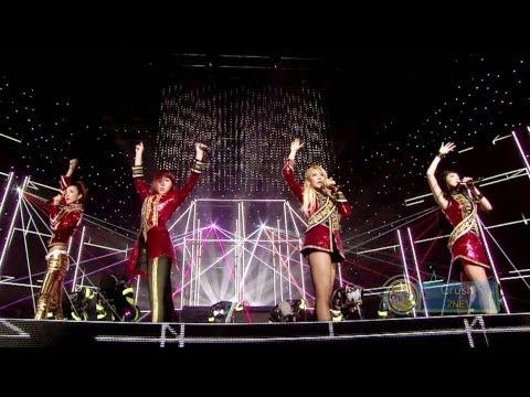 2NE1-'CRUSH' 0309 SBS Inkigayo COMEBACK