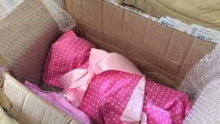 Reborn Baby Box Opening Gone ALMOST Wrong! Seraphina by Elisa Marx