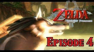 Tears of Light - Faron Woods   Legend of Zelda - Twilight Princess HD   Episode 4