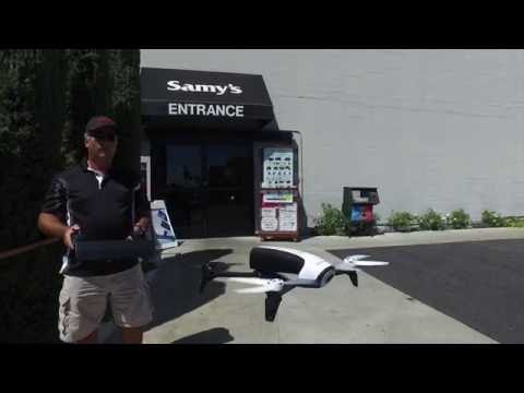 Parrot Quadcopter Demo Days Are Coming to Samy's Camera Los Angeles