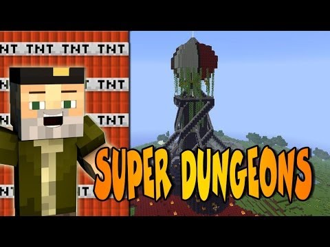 "TNT Y SUPERTORRES!! MINECRAFT ""A Bunch Of Stuff"" MOD  MINECRAFT - Smashpipe Entertainment"