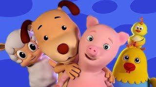 We Are Farmees | Original Song For Babies | Nursery Rhymes For Kids by Farmees