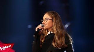 Jasmina H. - I have nothing | Audicionet e Fshehura | The Voice Kids Albania 2018