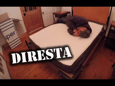 ✔ DiResta Bed Build; Casper