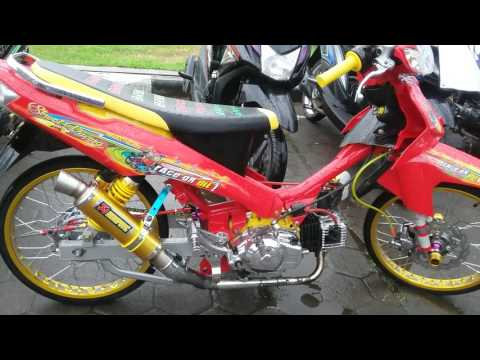 Motor Trend Modifikasi Video Modifikasi Motor Yamaha Vega R Velg
