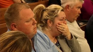 Mother Sobs as 7-Year-Old Daughter's Murder, Rape Suspect Pleads Not Guilty
