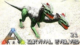 ARK: SURVIVAL EVOLVED - EPIC TEK SPINO BOSS TAME SPINEBREAKER