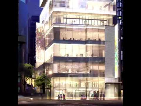 H Queen's – an icon of urban aesthetics in 80 Queen's Road, Central, Hong Kong