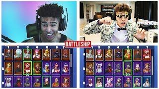 SEARCH AND REWARD (BATTLESHIP) FORTNITE WAGER!! *MINIGAME*