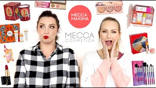 Mecca Maxima & Mecca Cosmetica Holiday 2019 Releases | AUS & NZ Beauty News