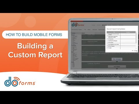Webinar: Building a Custom Report