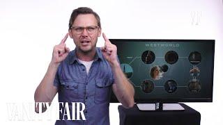 Jimmi Simpson Recaps Westworld Season 1 in 6 Minutes | Vanity Fair