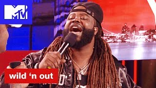Darren Brand Can't Believe He Beat A Rapper 'Official Sneak Peek' | Wild 'N Out | MTV