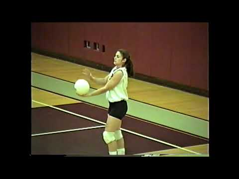 NCCS - Beekmantown Volleyball 2-17-97
