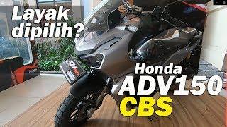 Honda ADV150 CBS ISS . . Layak dipilih ? | TMCBLOG #1131