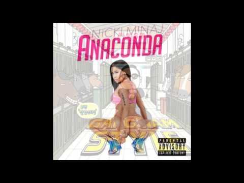 Baixar Anaconda Style (Gangnam style and Anaconda mix/remix)