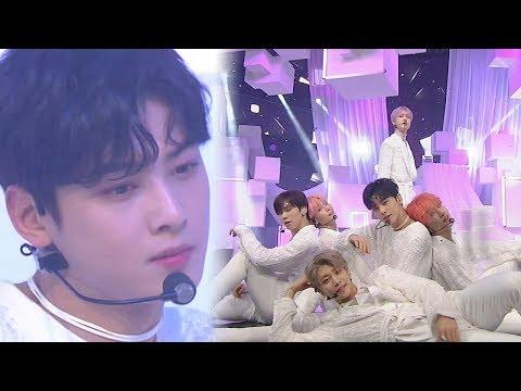 ASTRO(아스트로) - All Night(전화해) @인기가요 Inkigayo 20190120
