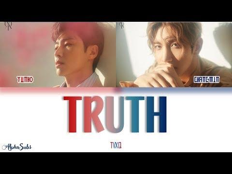 TVXQ! (동방신기) - 'Truth' Color Coded Lyrics/가사 [Han|Rom|Eng]