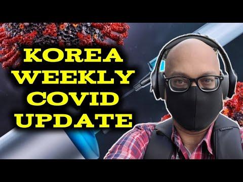 CORONA VIRUS UPDATE IN SOUTH KOREA APRIL 2021