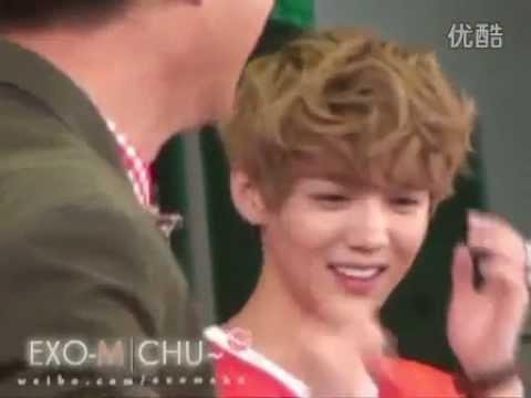 [Fancam] 120726 EXO-M LuHan Having Fun in Ching Roy Ching Lan