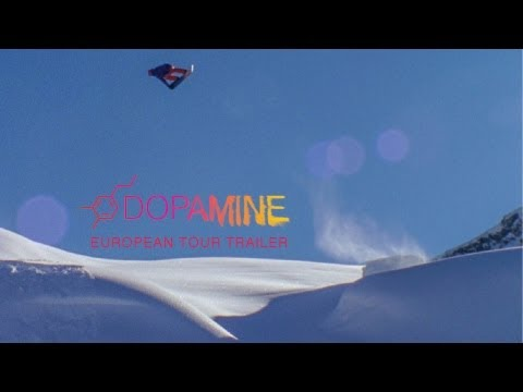 Dopamine European Tour Trailer 2013