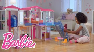 """The Interactive Barbie """"Hello Dreamhouse"""" at Play 