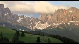 Tiers am Rosengarten - ital. Dolomiten