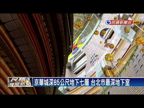 7層地下室如何保留引疑慮  京華城又流標-民視新聞