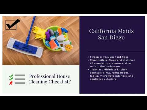Why we should clean our house and cleaning types?
