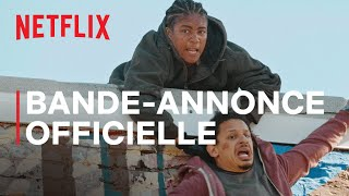 Bad trip avec eric andré, lil rel howery et tiffany haddish :  bande-annonce VF