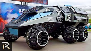 10 Most Amazing Advanced Vehicles In The World