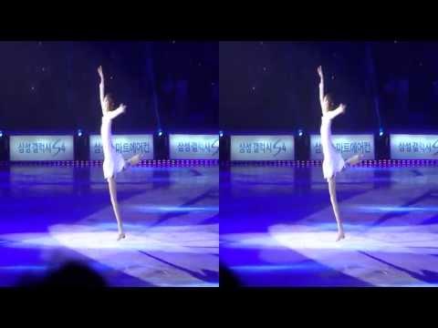 [3D] 2013 All That Skate - Yuna Kim (Imagine) - Day 3