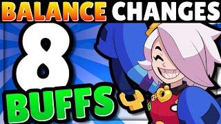 EMERGENCY Balance Changes! | Colette got 8 BUFFS!
