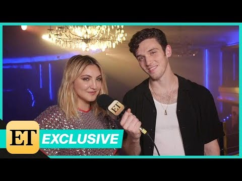 Julia Michaels and Lauv: 'There's No Way' Music Video Behind the Scenes (Exclusive)