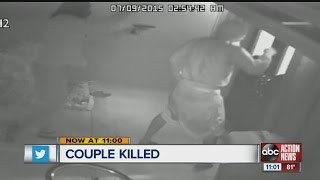 Couple killed in deadly home invasion