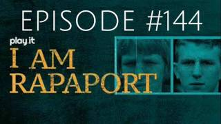 I Am Rapaport Stereo Podcast Episode 144 - White Loaf / Taking a Joke / Hip Hop HOF