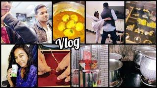 #Vlog |నా కోసం Gold Shopping | నా మంగళ సూత్రం | రాయలసీమ గుడ్డు కారం కూర | Best Face Serum | AS😘