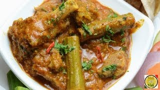 Drumsticks and Mutton Curry ..