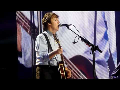 Paul McCartney The Word/All You Need is Love 01-12-11 Koln Germany Live The Beatles