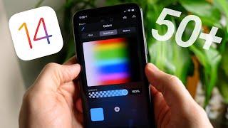50+ More iOS 14 Hidden Features & Changes!
