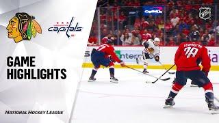 09/16/19 Condensed Game: Blackhawks @ Capitals