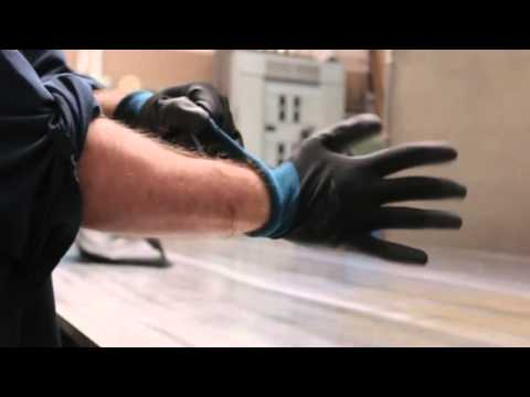 Magid® ROC® BP169 Polyurethane Palm Coated Gloves
